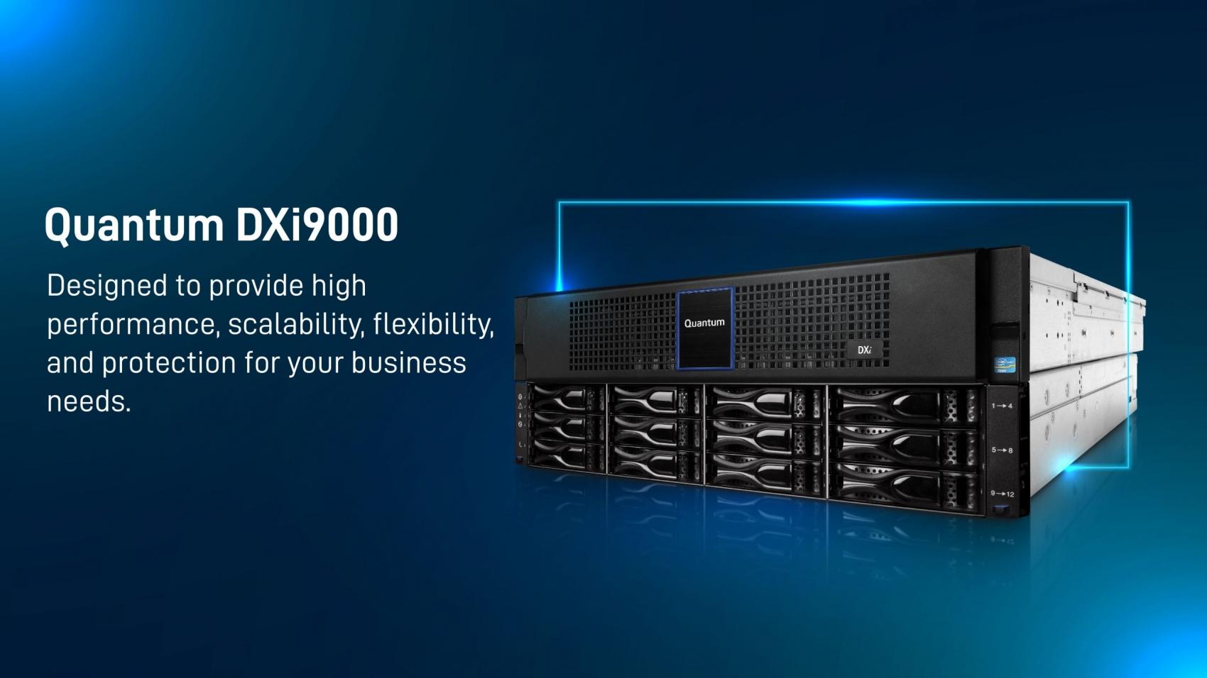 Quantum-ESG-Technical-Validation-Dxi9000-Deduplication-Appliance